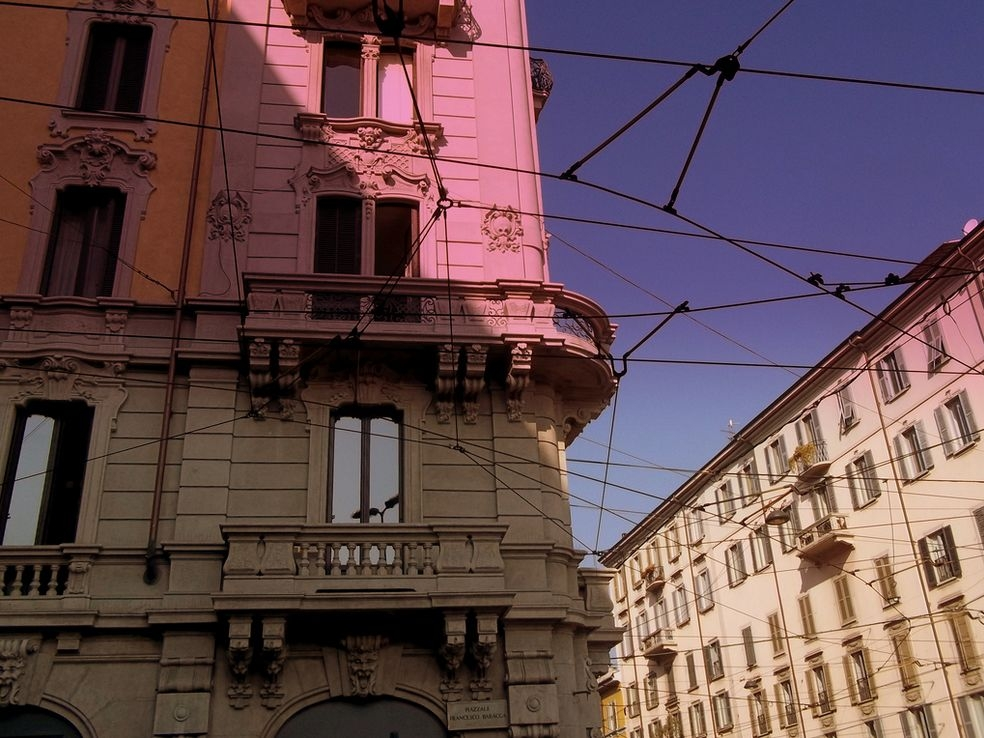 Piazzale Baracca - MILANO